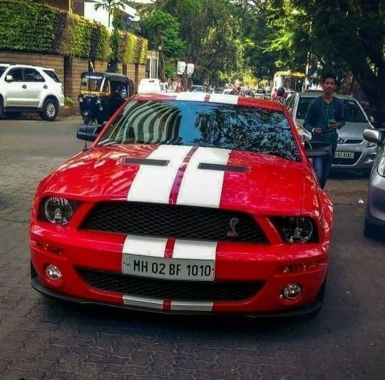 Ford Mustang Shelby 500 GT 2dr Coupe 2008