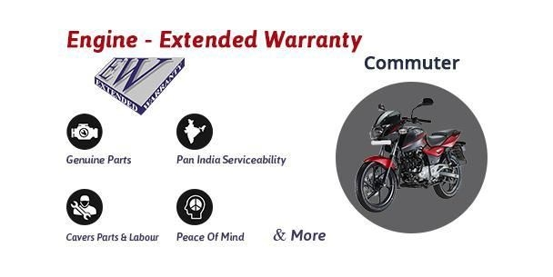Engine Warranty - Extended Warranty - 1 year validity
