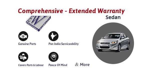 Comprehensive Warranty - Extended Warranty - 6 months validity