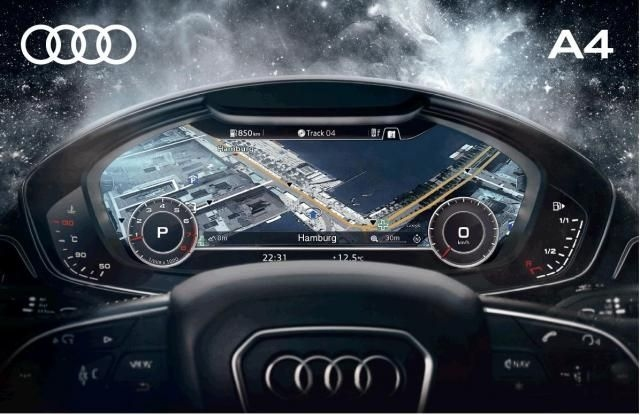Audi A4 35 TDI Technology 2017