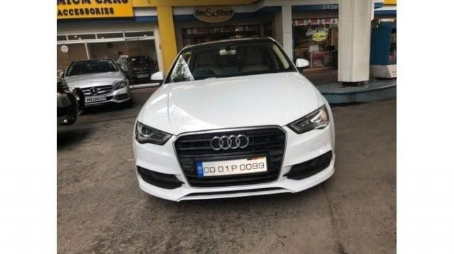 Audi A3 35 TDI Attraction 2016