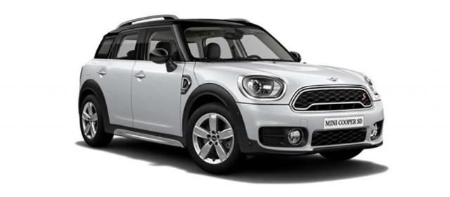Mini Countryman Cooper SD 2020