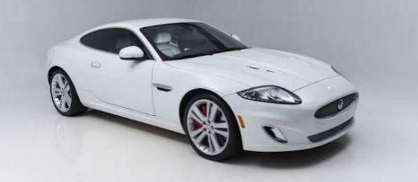 Jaguar XK R-S Coupe 5.0L Supercharged 2015