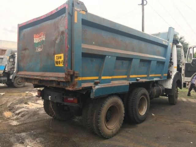 Tata LPK 2518 38/9SHD 16CUM/BOX BODY 2016
