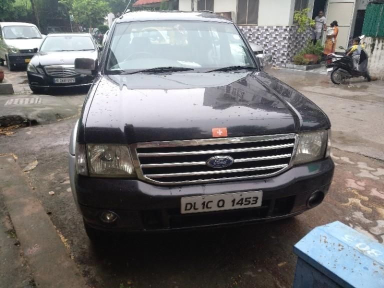 Used 2012 Ford Endeavour Car For Sale In Delhi Id
