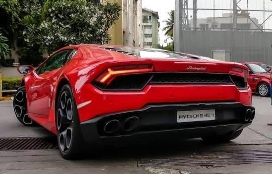Used Lamborghini Huracan Price In India Second Hand Car Valuation