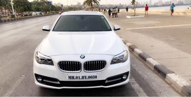 BMW 5 Series 520d Prestige Plus 2015