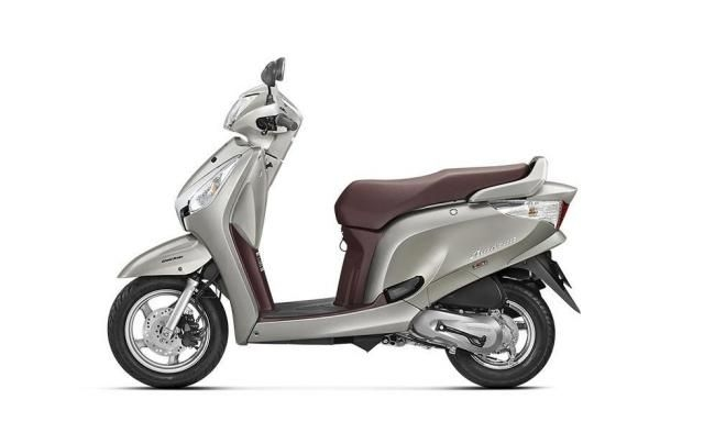 Honda Aviator 110cc-Drum Alloy 2019