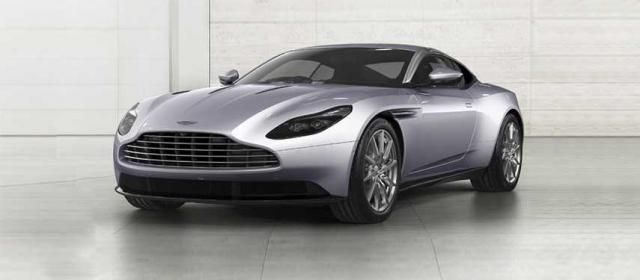 Aston Martin DB11 V8 Coupe 2018