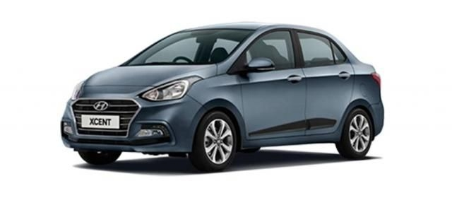 Hyundai Xcent S AT 2020