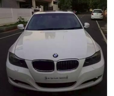 BMW 3 Series 320d Luxury Plus 2010