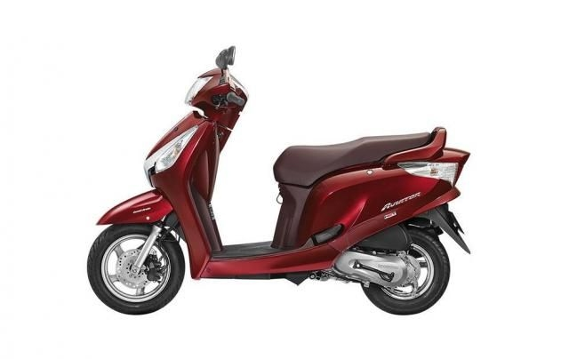 Honda Aviator 110cc-Drum Alloy 2020