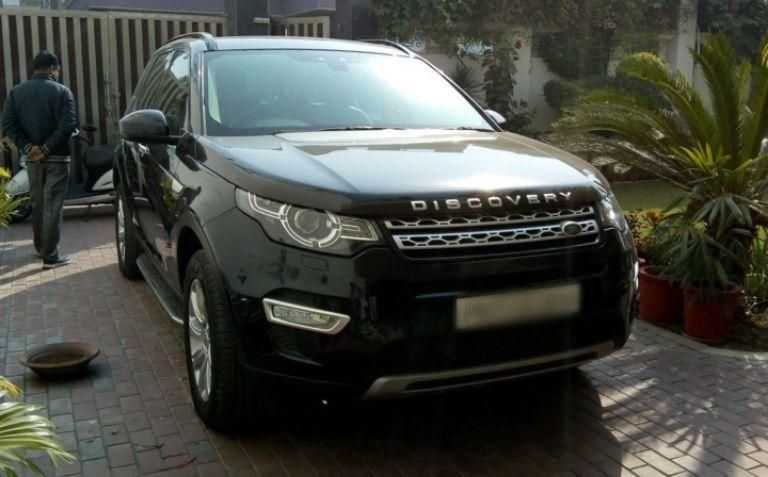 Land Rover Discovery Sport 2.2L TD4 2015
