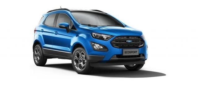 Ford EcoSport Ambiente 1.5L TDCi 2020