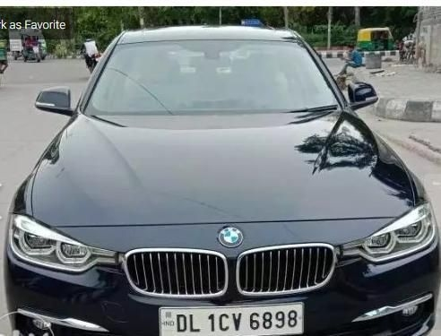 BMW 3 Series 320i Luxury Line 2016