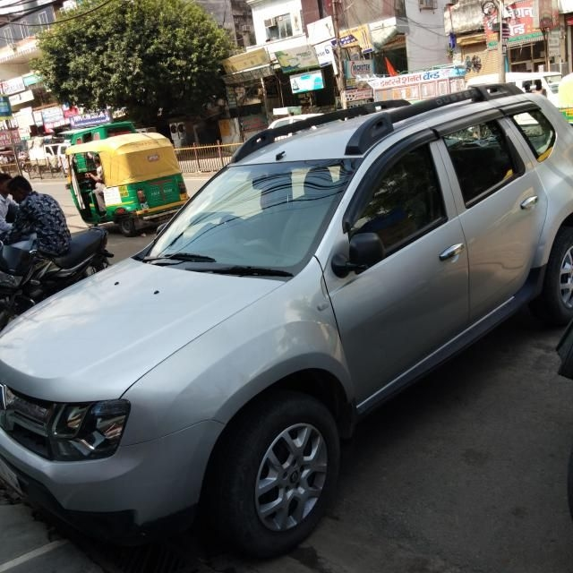 Renault Duster 110 PS RXL 4X2 MT 2016
