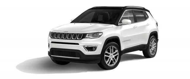 Jeep Compass Limited (O) 2.0 Diesel 2020