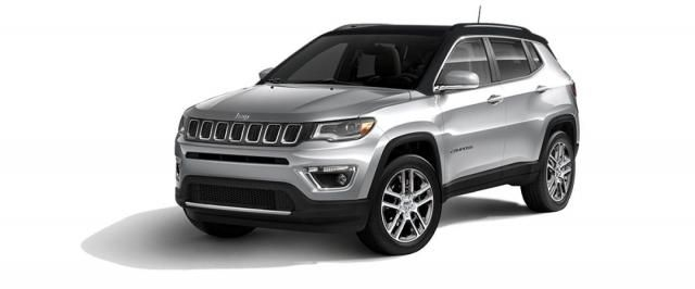 Jeep Compass Limited (O) 1.4 Petrol AT 2020