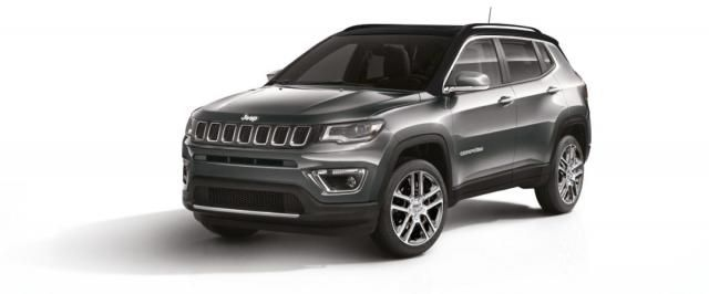 Jeep Compass Limited (O) 2.0 Diesel 4x4 2019