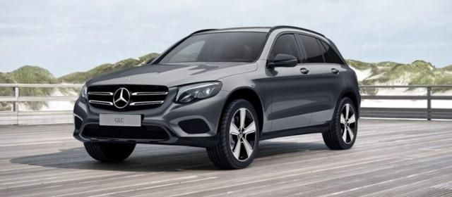 Mercedes-Benz GLC 300 Sport 2018