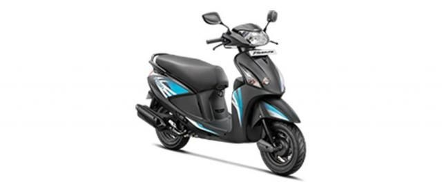 Hero Pleasure Alloy 100cc 2018