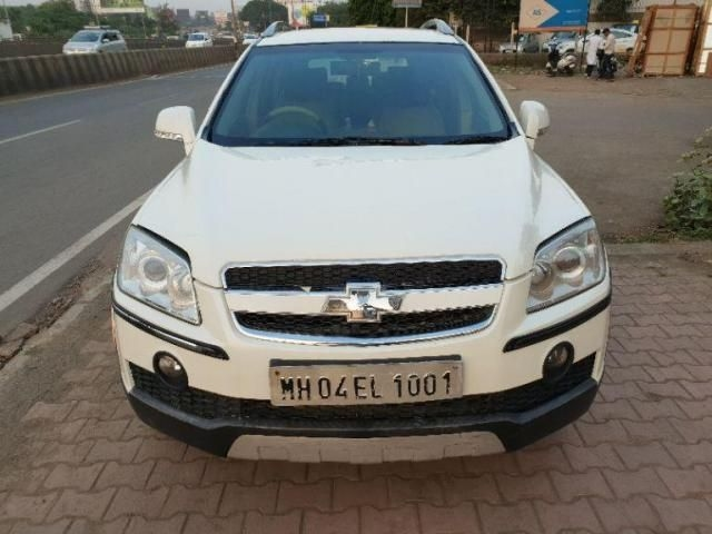 19 Used Chevrolet Captiva In Pune Second Hand Captiva Cars For Sale