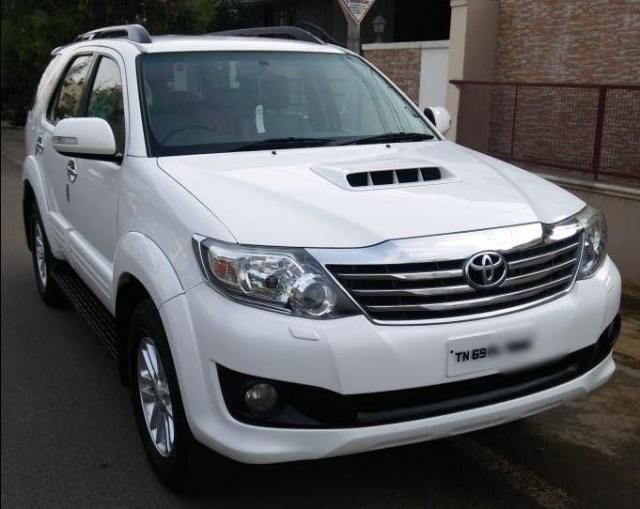 Toyota Fortuner 3.0 4X2 AT 2013