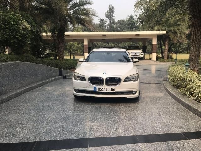 BMW 7 Series 730Ld Signature 2010