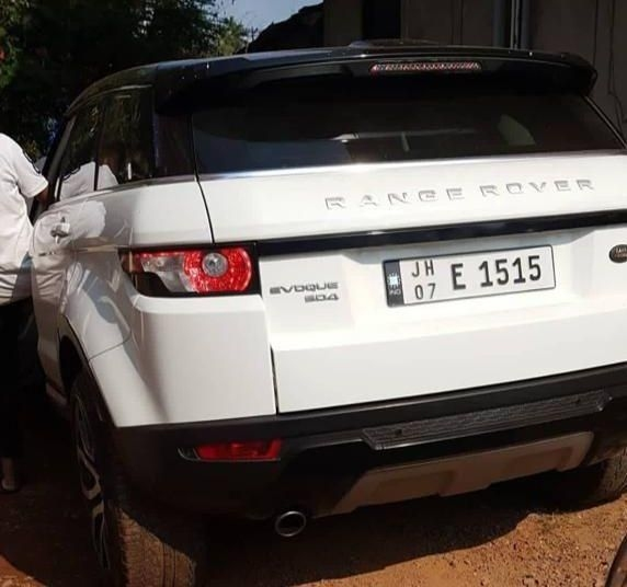 Land Rover Range Rover Evoque Dynamic SD4 2013