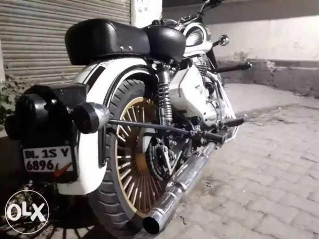 8 Used Royal Enfield Motorcycle/bikes in Meerut, Second hand
