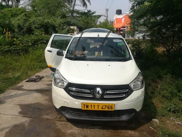 Renault Lodgy 85 PS RxE 2016
