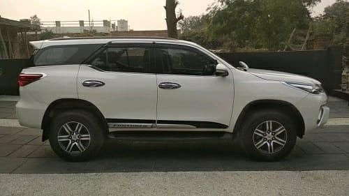 Used 2016 Toyota Fortuner Car For Sale In Faridabad Id