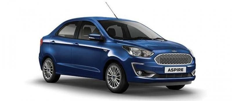 Ford Aspire Trend 1.5 TDCi 2019