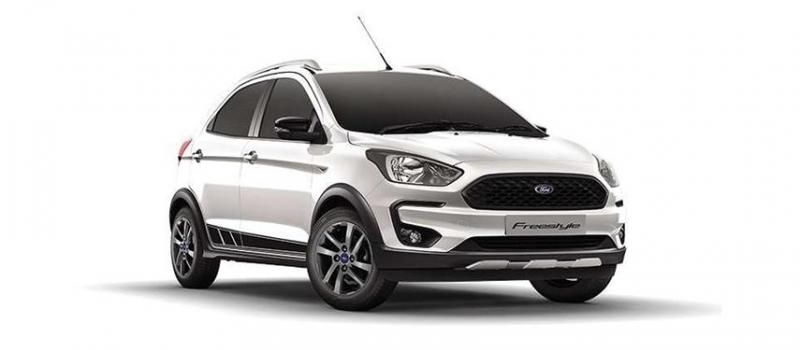 Ford Freestyle Ambiente 1.2 Ti-VCT 2019