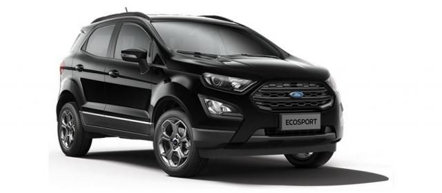 Ford EcoSport Titanium + 1.5L Ti-VCT AT 2020