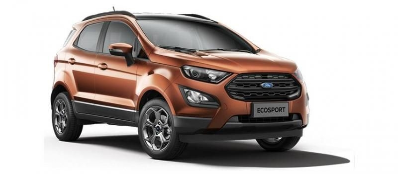 Ford EcoSport Titanium + 1.5L Ti-VCT AT 2019