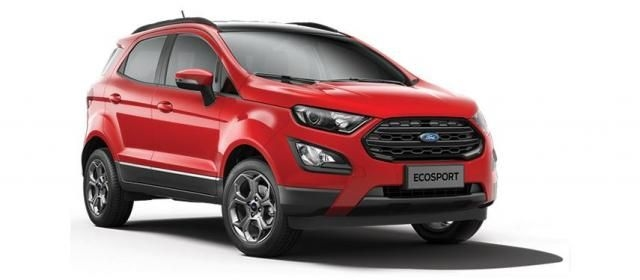 Ford EcoSport Trend 1.5L Ti-VCT 2020