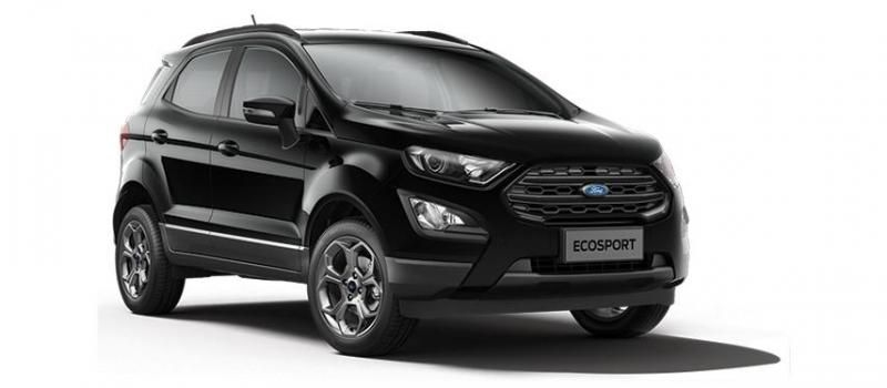 Ford EcoSport Ambiente 1.5L TDCi 2019