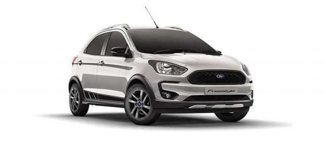 Ford Freestyle Ambiente 1.5 TDCi 2020
