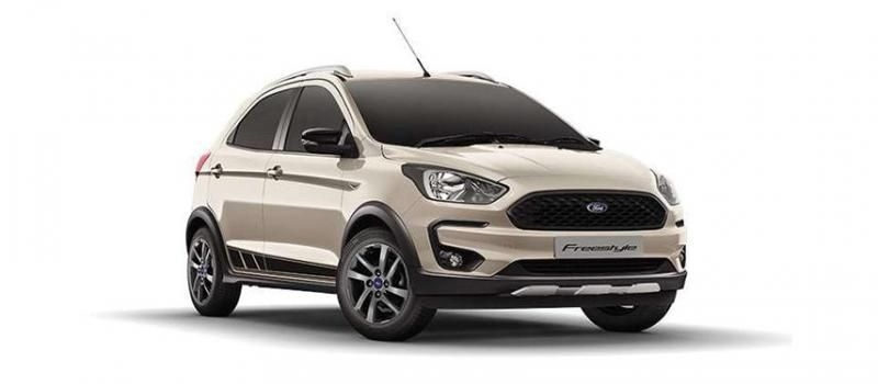 Ford Freestyle Titanium 1.2 Ti-VCT 2019