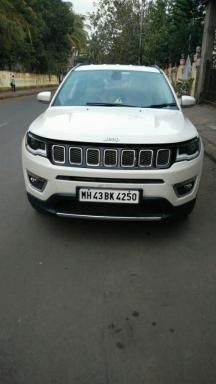 Jeep Compass Limited 1.4 Petrol AT 2017