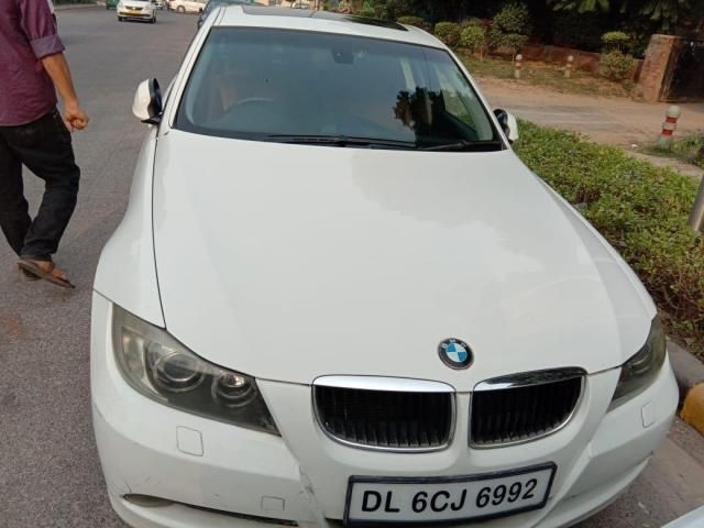 BMW 3 Series 320d Highline Sedan 2009