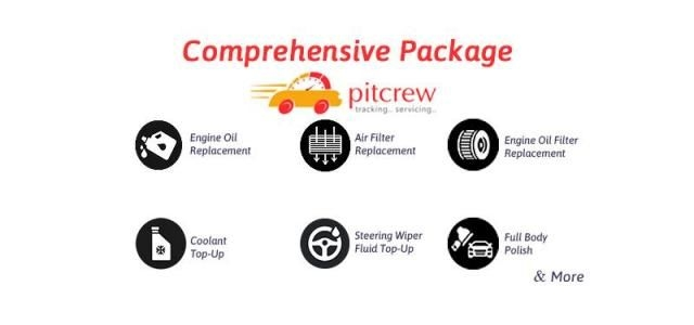 Comprehensive Servicing - PITCREW