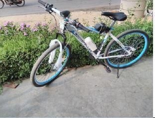 Rockerfeller Electric Mountain Bicycle 26 Inches 2018
