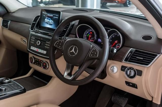 Mercedes-Benz GLE 350 d 2016