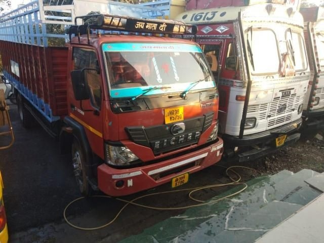 EICHER PRO 1110XP 3350/12.6FT/CAB 2015