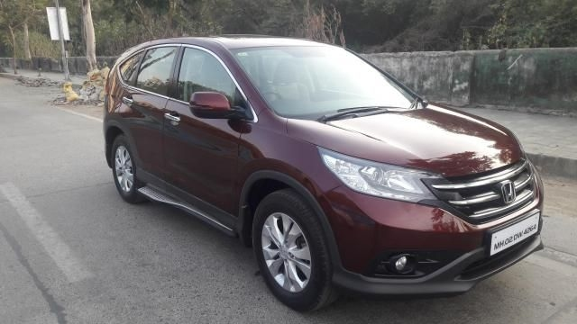 Honda CR-V 2.0L 2WD AT 2015