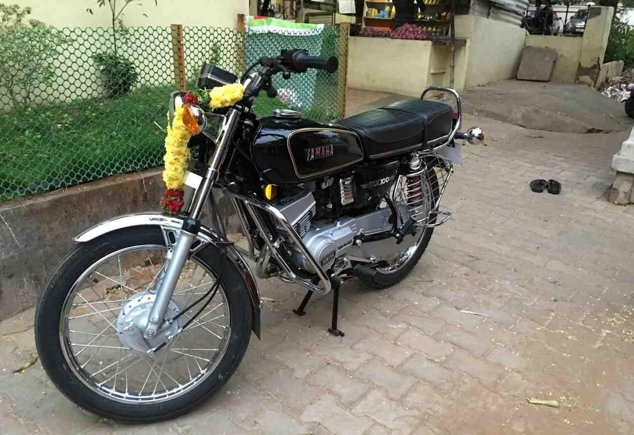 Yamaha Rx 100 Bike for Sale in Coimbatore- (Id: 1416928268) - Droom
