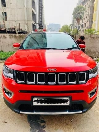 Jeep Compass Limited (O) 2.0 Diesel 2017