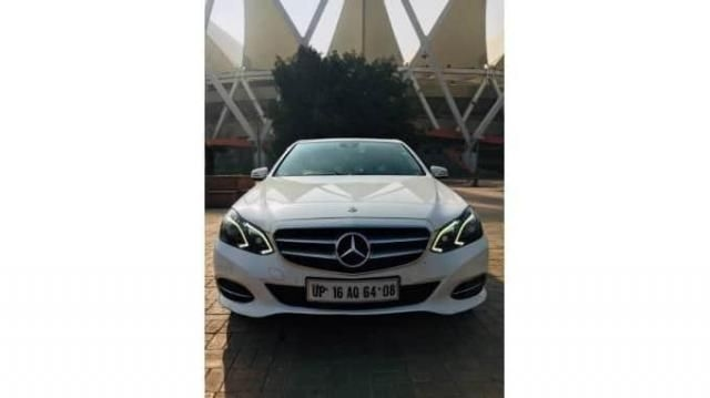 Mercedes-Benz E-Class E250 CDI Launch Edition 2013
